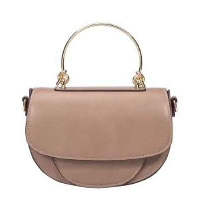 メリービアンコ レディース ショルダーバッグ バッグ Isabel Small Crossbody Bag Taupe