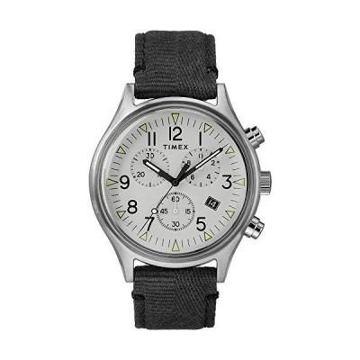 Timex MK1 グリーンダイヤル キャンバスストラップ メンズ腕時計 TW2R68800並行輸入