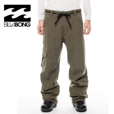 BILLABONG メンズ BAGGY CARGO PANT ボード 耐水 ウェア スノーパンツ シンプル スキーパンツ AJ01M707