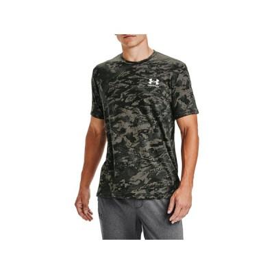 アンダーアーマー UNDER ARMOUR メンズ カモ ショートスリーブ スポーツ トレーニング 半袖 Tシャツ
