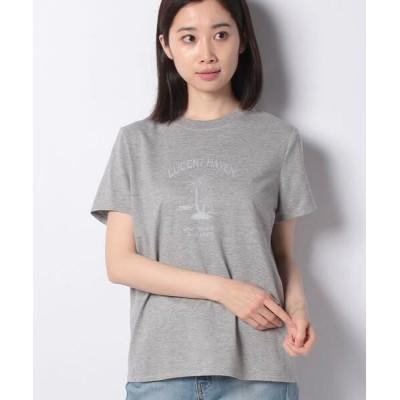 CARA O CRUZ/キャラ・オ・クルス ヤシの木Tシャツ グレー系5 11