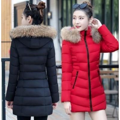 秋冬コートジャケット 中綿ジャケット レディースファション 女性用  綿コート アウター ショットタイプ ジャンパー スタイル フード付き
