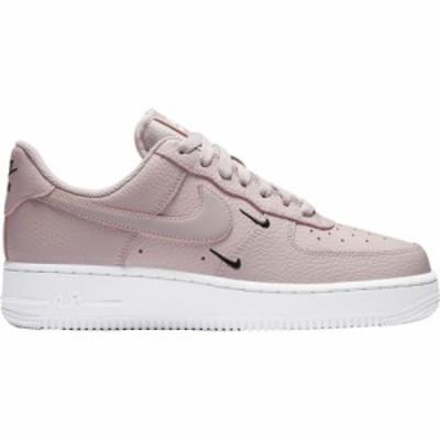 ナイキ Nike レディース スニーカー エアフォースワン シューズ・靴 Air Force 1 07 Shoes Platinum Violet/White