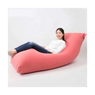 ビーズクッション 特大 人をダメにするソファ 座布団 座椅子 豆袋 なまけ者ソファー カバー 洗濯可能 120*65cm (?