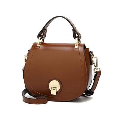 TisdainiR 女性用斜めかけバッグおしゃれ ワイルドハンドバッグ