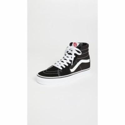 ヴァンズ Vans レディース スニーカー シューズ・靴 UA Sk8 High Top Sneakers Black/Black/White