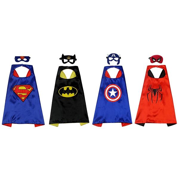造型變裝披風 斗篷 兒童服裝 多色披風 含面具 88191