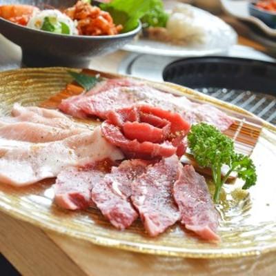 焼肉用 特上 牛肉セット 折 300g 国産 牛肉 焼き肉 高級 肉 東京 日本橋 伊勢重