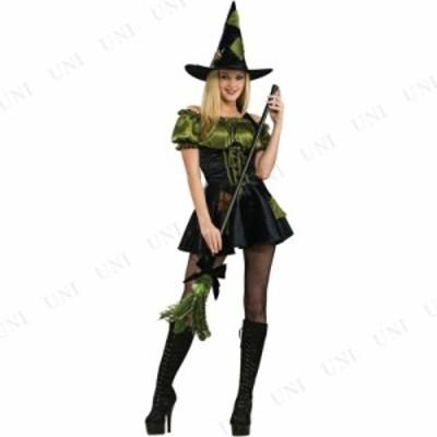 コスプレ 仮装 グリーンパッチウィッチ XS コスプレ 衣装 ハロウィン 仮装 コスチューム 大人 かわいい 可愛い 魔女 大人用 パーティーグ