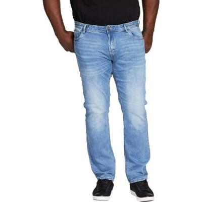 ジョニー ビッグ Johnny Bigg メンズ ジーンズ・デニム 大きいサイズ スキニー・スリム ボトムス・パンツ Big & Tall Gabe Slim Jeans Sky