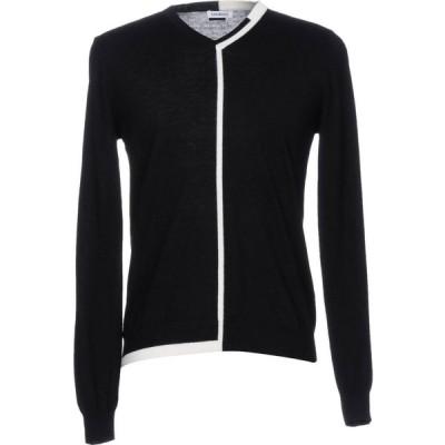 ビッケンバーグ BIKKEMBERGS メンズ ニット・セーター トップス sweater Black