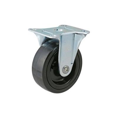 420GRP 固定車(ゴム車輪) ハンマーキャスター 420GRP-R75