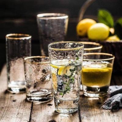 グラス 来客用 ファッショングラス デザイングラス コップ プレゼント 贈り物 結婚祝い 引越し祝い ガラス製 焼酎 ウイスキー おしゃれ 引出物