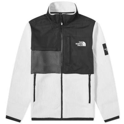 ザ ノースフェイス The North Face メンズ フリース トップス Black Box Denali Fleece Jacket White
