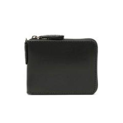 NOMADOI(ノマドイ)ノマドイ 財布 NOMADOI アラバマ ALABAMA 二つ折り財布 box型小銭入れ ラウンドファスナー メンズ レディース 本革 コンパクト シンプル 日本製 NAMW2AS1 ブラック(10)