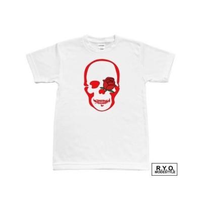 Tシャツ スカル R.Y.O.MODESTYLE 半袖