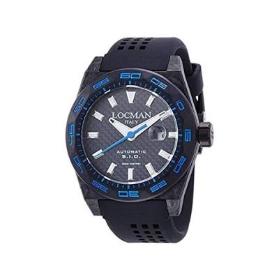 Locman 0216V3CBCBNKBS2K BLACK TITANIUM Automatic Man Watch 並行輸入品