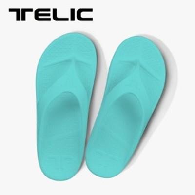 TELIC テリック コンフォートサンダル リカバリーサンダル ビーチサンダル FLIP FLOP フリップフロップ ミントブルー 水色