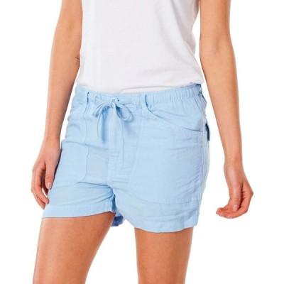 リップカール Rip Curl レディース ショートパンツ ボトムス・パンツ Panoma Shorts Mid Blue