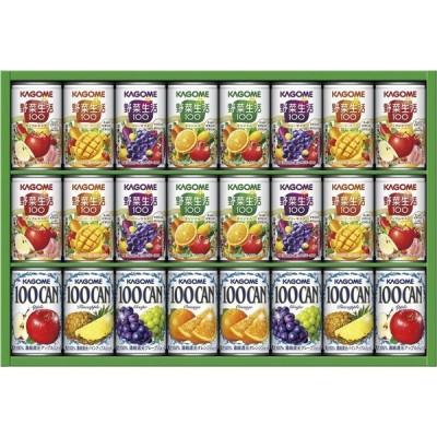 〔ギフト〕カゴメ フルーツ+野菜飲料ギフト 30