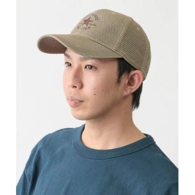OVERRIDE / CN BASIC AD MESH CAP_TK MEN 帽子 > キャップ