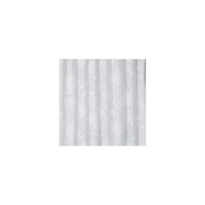 スミノエ レースカーテン イハナボイル(100×133cm/ホワイト)