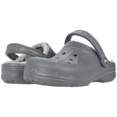 クロックス サンダル シューズ メンズ Ralen Lined Clog Slate Grey/Light Grey