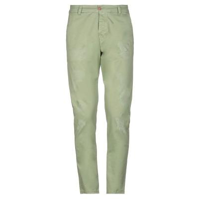 DP CLOTHING パンツ ライトグリーン 30 コットン 97% / ポリウレタン 3% パンツ