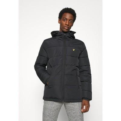 ライルアンドスコット ジャケット&ブルゾン メンズ アウター WADDED JACKET - Winter jacket - jet black