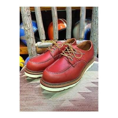 レッドウィング/RED WING ブーツ 8103 Work Oxford [ORORUSSET]