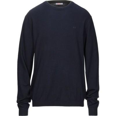 サン シックスティーエイト SUN 68 メンズ ニット・セーター トップス sweater Dark blue