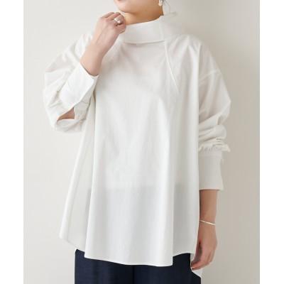 オフタートルシャツ
