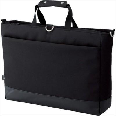 リヒト キャリングバッグ(ヨコ型Lサイズ) ブラック (A7671-24)