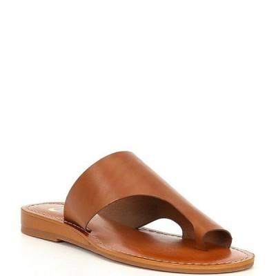 ジービー レディース サンダル シューズ Good-Call Leather Toe Loop Sandals