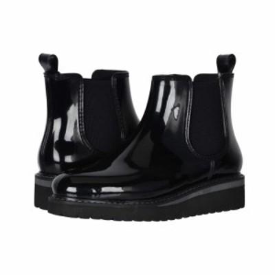 クーガー Cougar レディース レインシューズ・長靴 シューズ・靴 Kensington Waterproof Black/Charcoal Gloss