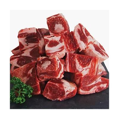 牛タンコロコロ煮込み用メガ盛り 500g 冷凍