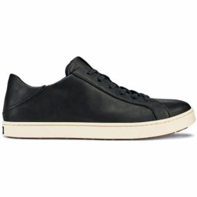 オルカイ OluKai メンズ シューズ・靴 Kahu Pahaha Shoes black/black