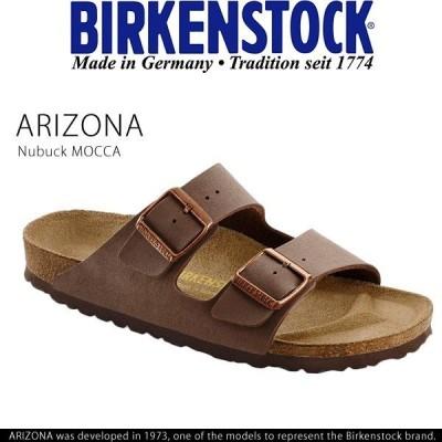 ビルケンシュトック サンダル アリゾナ ARIZONA レディース ヌバック コンフォートサンダル BIRKENSTOCK