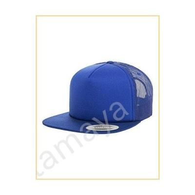 Yupoong HAT メンズ US サイズ: One Size カラー: ブルー