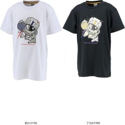 コンバース CONVERSE 1SJRプリントTシャツ CB411354 バスケットTシャツJ