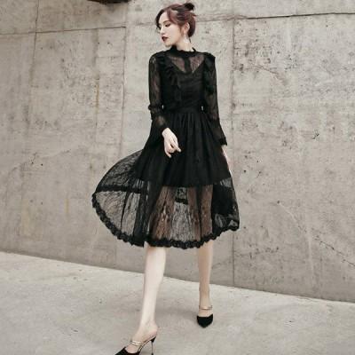 ウエディングミニドレス ブラック 黒 結婚式 発表会 演奏会 披露宴 ミニドレス ウエディングドレス パーティードレス 二次会  花嫁 お呼ばれドレス 大きいサイズ