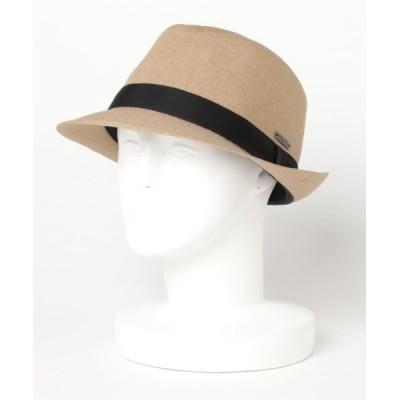 Shop無 / ピグメントリップストップハット WOMEN 帽子 > ハット