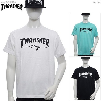 THRASHER Tシャツ スラッシャー mag T-SHIRTS