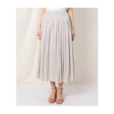 Couture Brooch(クチュールブローチ)シャイニーヨウリュウロングスカート