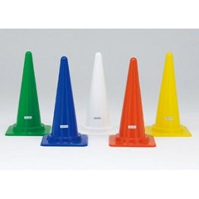 トーエイライト TOEI LIGHT コーナーポイント70 [カラー:黄] [サイズ:底部38cm角、高さ70cm] #G-1322Y 1本入り