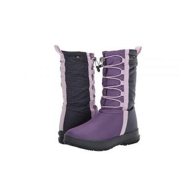 Bogs ボグス レディース 女性用 シューズ 靴 ブーツ スノーブーツ Snownights - Purple Multi