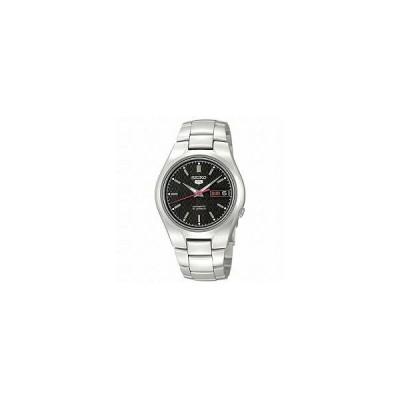 セイコー5 逆輸入自動巻き腕時計 赤秒針 バックスケルトン SNK607K1 SEIKO FIVE オートマチック ウォッチ 在庫限り