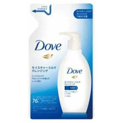 ユニリーバJCM 「DOVE」モイスチャーミルク クレンジング つめかえ用(180ml) ダヴミルクカエ(180