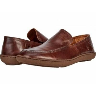 Frye フライ メンズ 男性用 シューズ 靴 ローファー Mayer Venetian Cognac Antique Pull Up【送料無料】