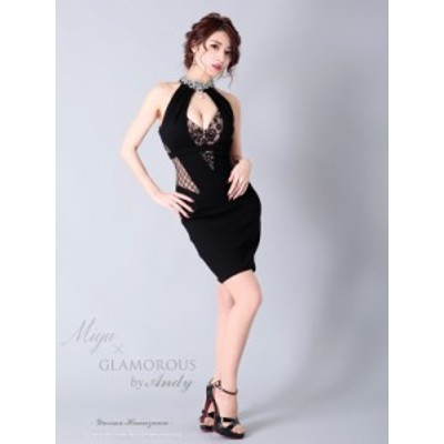 GLAMOROUS ドレス GMS-M623 ワンピース ミニドレス Andyドレス グラマラスドレス クラブ キャバ ドレス パーティードレス